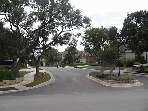 Forest Ridge Subdivision, Schertz, Texas